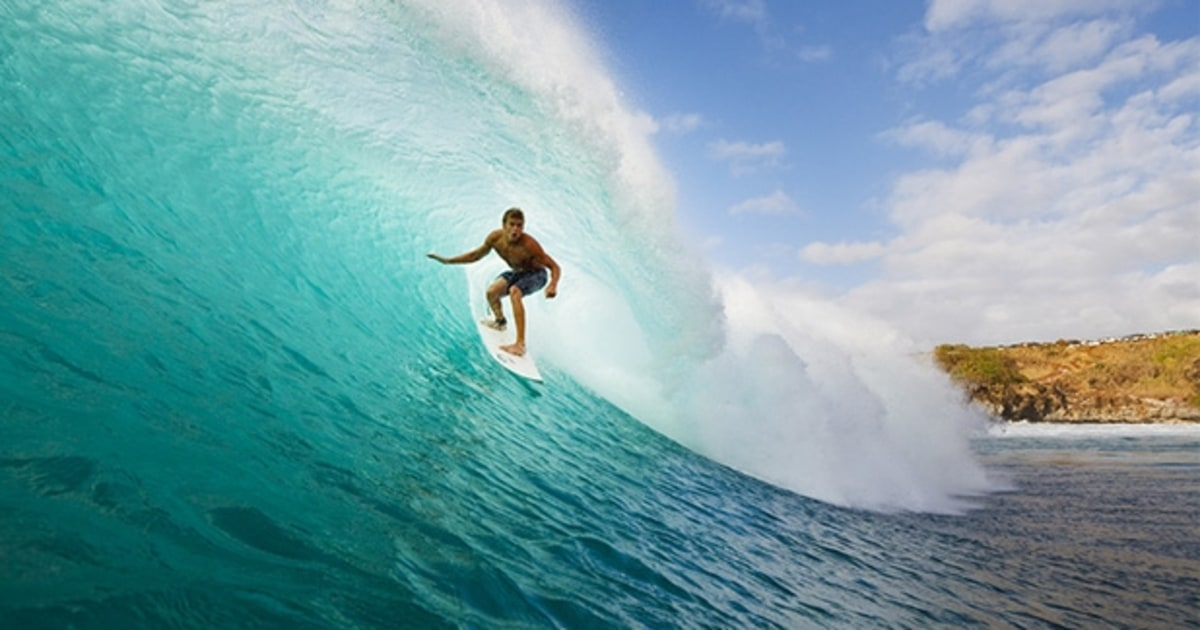 The Top Surfers Around The World