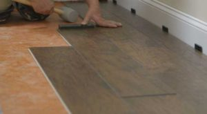 Why You Should Install Laminate Flooring