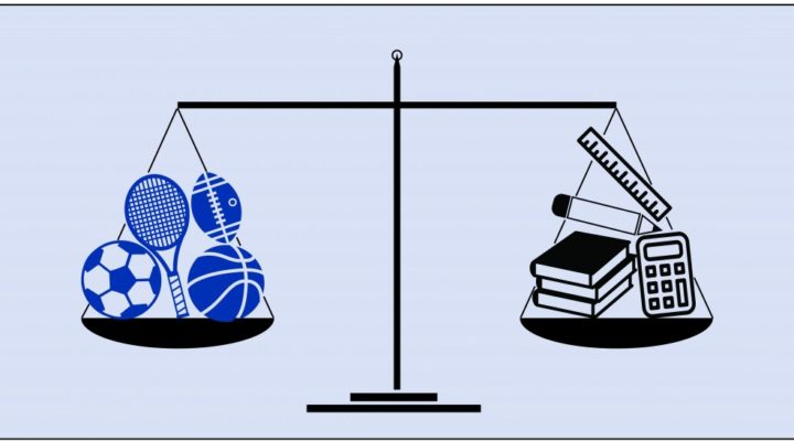 How To Keep Balance Between Academics and Sports