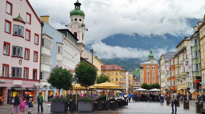 Top 5 Must – See Tourist Attractions in Innsbruck