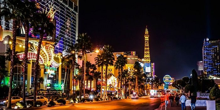 Top Cities Known for Gambling