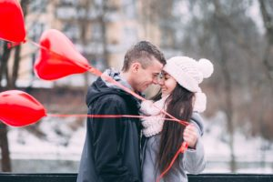 People, Man, Woman, Couple, Happy, Love, Date, Cold