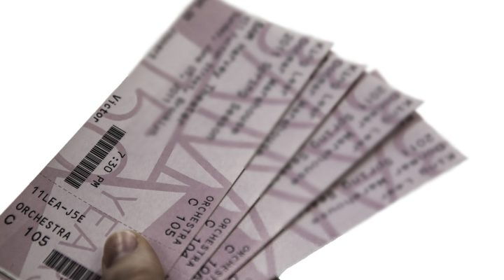 Tips for Buying Tickets When You Go on Vacation