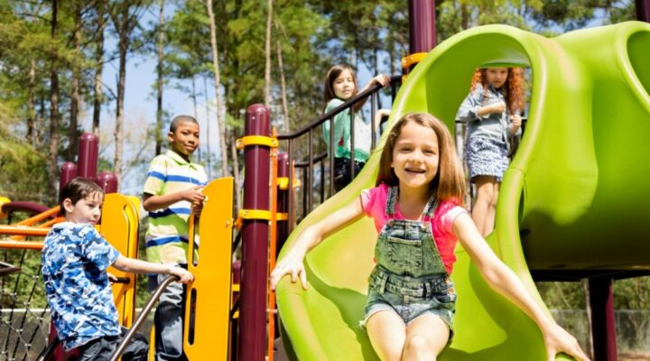 To The Playground: Importance Of Physical Activity For Children